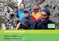 Mitteilungsheft Sommer 2015 fertig!